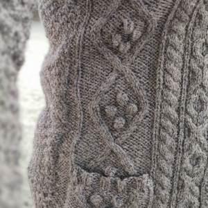 Lithops cardigan - LITLG - Maloraé Designs