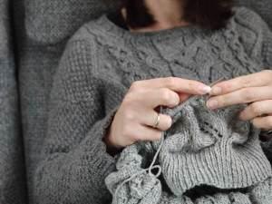 Projets et collaborations tricot - Résume de Janvier - Maloraé Designs