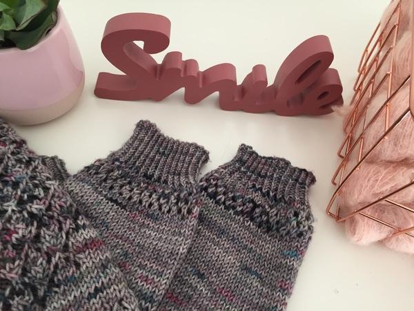 Athyrium - Tricoter pour le printemps - Maloraé Designs