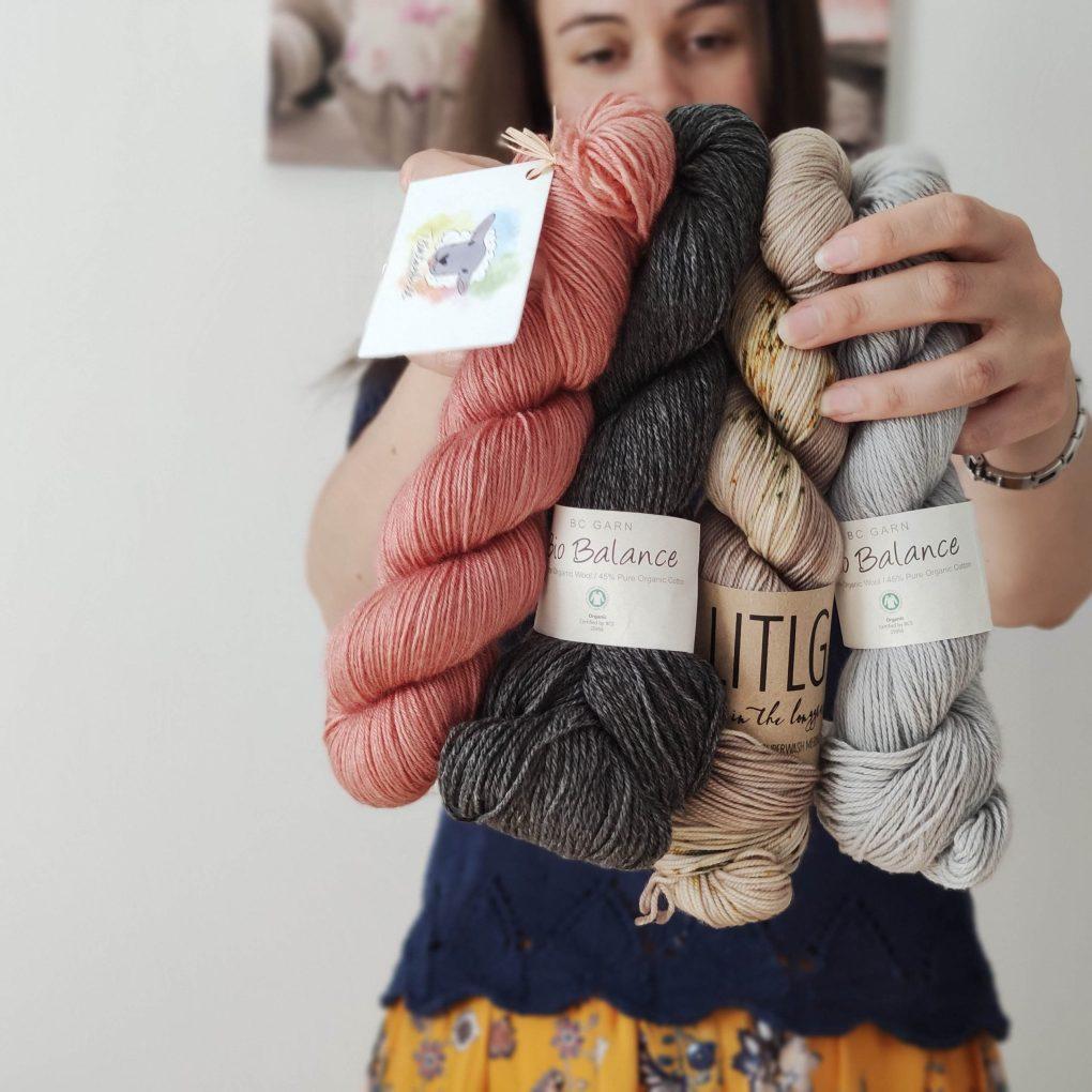 Maloraé designs - Modèles au tricot