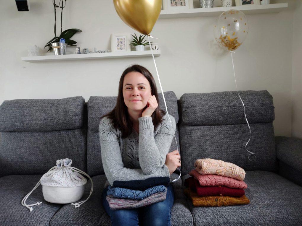3 ans Maloraé Designs - Modèles au tricot