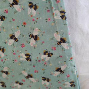 Précommande panier projets tricot - Choix tissu - Bourdons - Maloraé designs