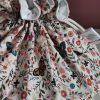 Panier projet tricot - Taille M - Papillons - Maloraé Designs