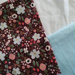Choix tissu n°1 - Précommande Taille M - Panier projets tricot nomades - Maloraé Designs