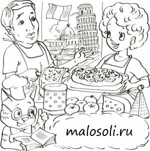 Пицца по турецки – рецепт лахмаджун – Рецепты с фото на ...