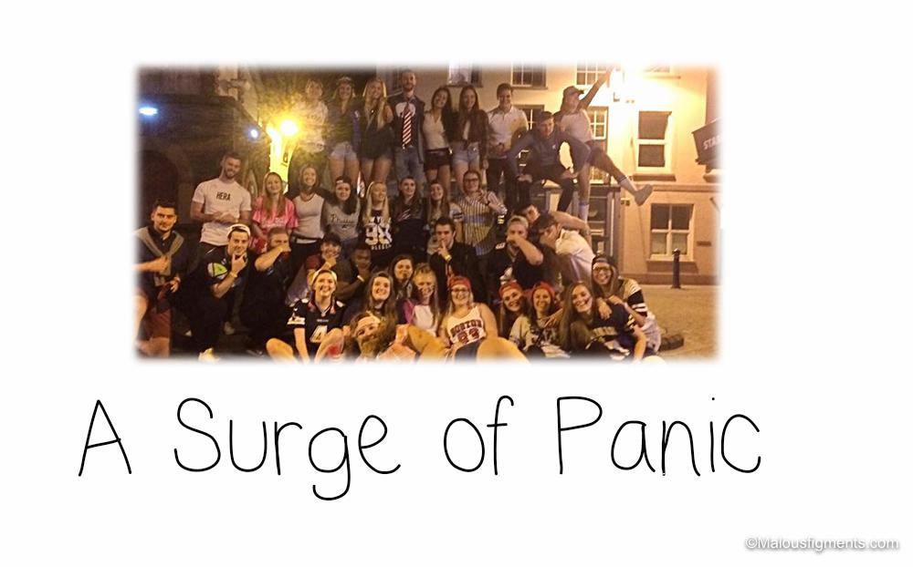 A Surge of Panic