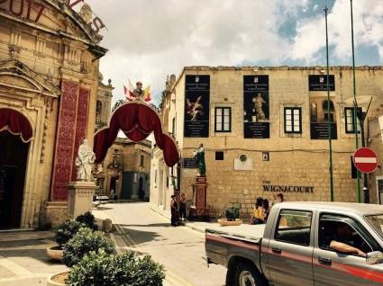 Rabat(ラバト)の街並み