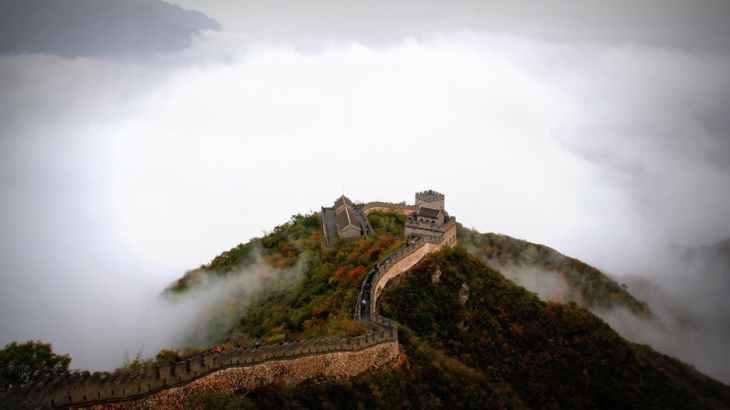 中国-万里の長城