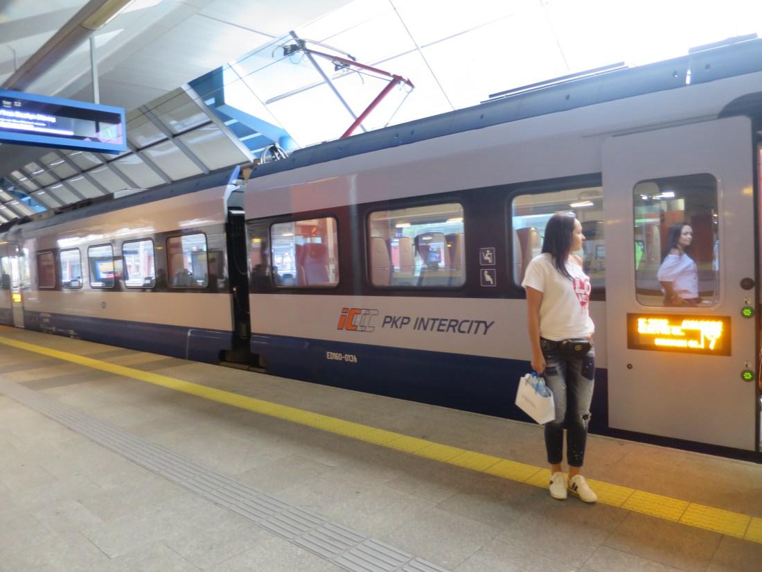 PKPの列車-外観