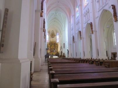 ポズナン大聖堂-内観