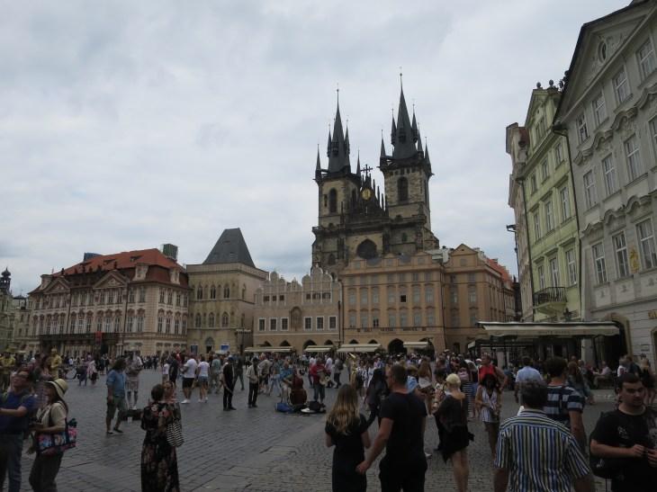 プラハ旧市街3