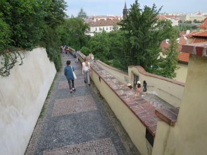 プラハ城内10