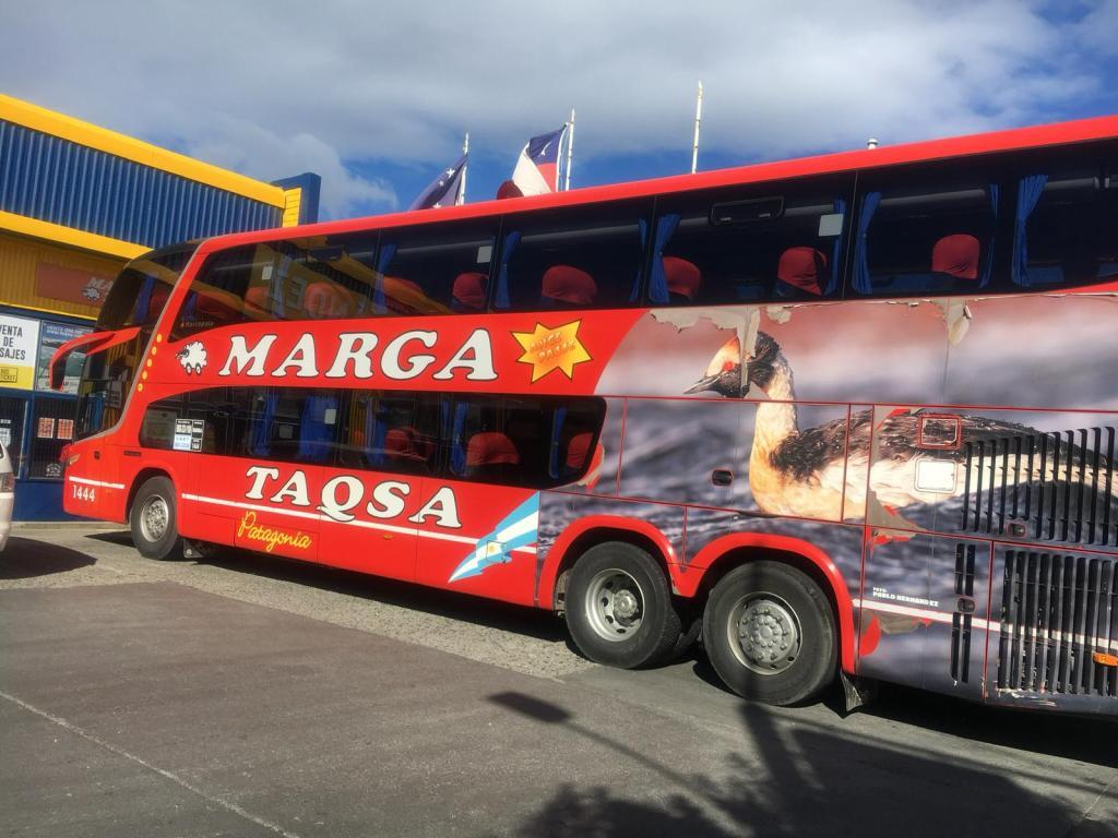 南米のバス