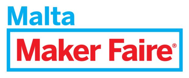 Maker Faire Malta logo