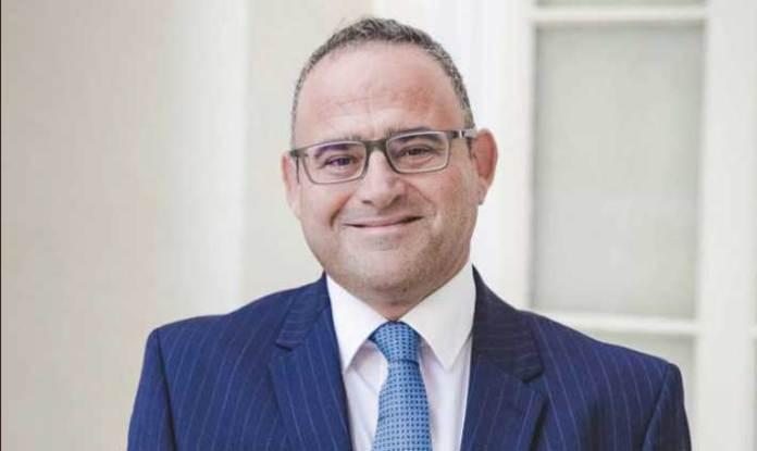 Kevin J. Borg, CEO Malta Martime Forum