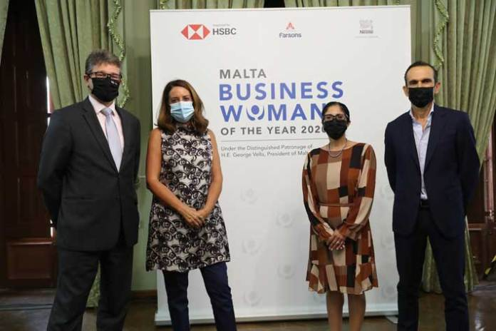 Third edition of Malta Businesswoman of the Year Awards launched
