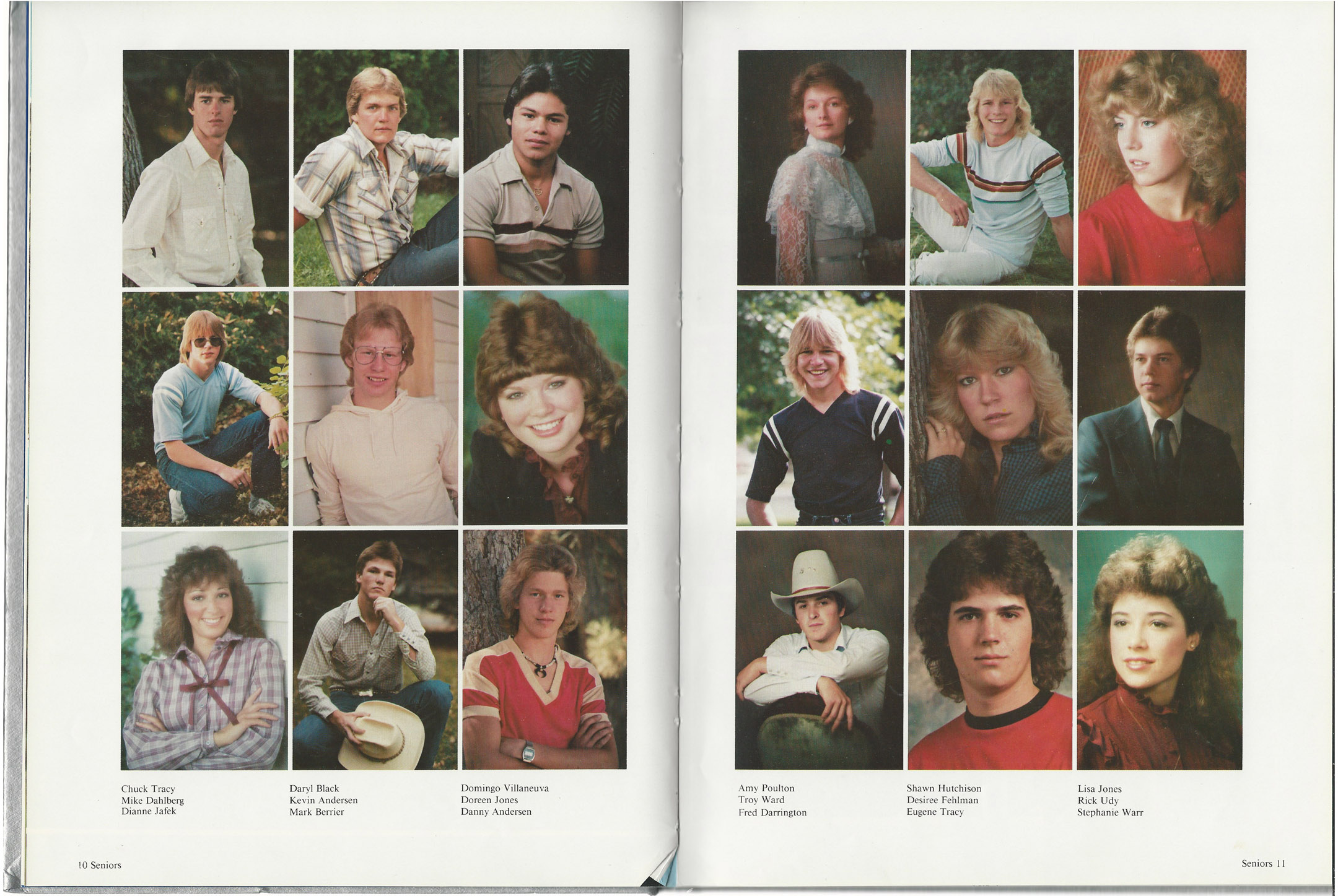 1984 Yearbook Malta Idaho