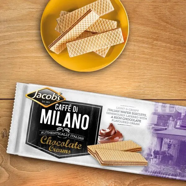 Jacobs-Biscuits Milanos