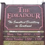"Another ""est"" Factor – Edradour – The Smallest Old Distillery and The Game of Wood"