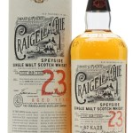 Craigellachie 23 – Good Whisky, but What's Up with the Pricing?
