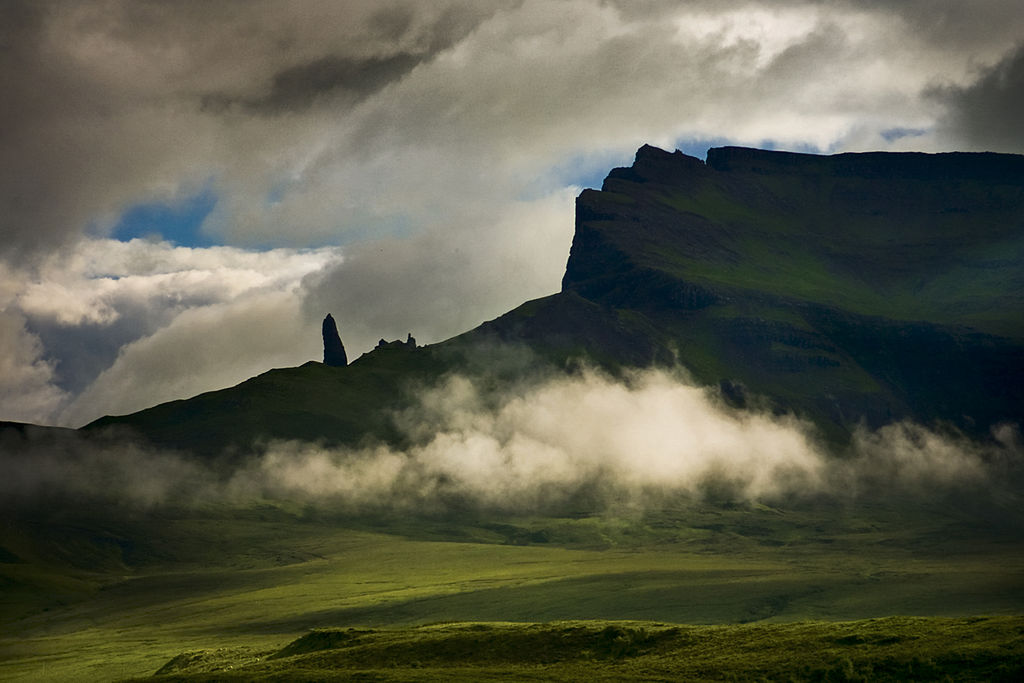 The Old Man of Storr Photo Credit: George Widman, Philadelphia