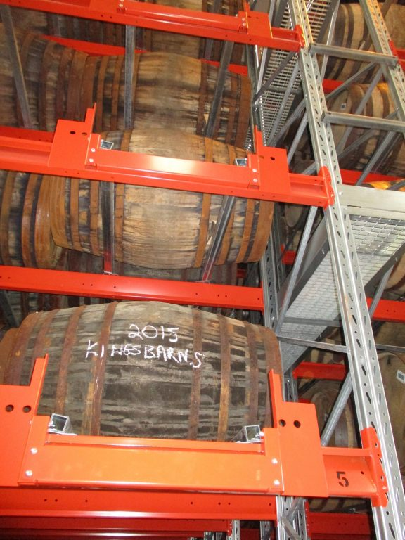 Yes, it's a Kingsbarns Cask... © Malt and Oak