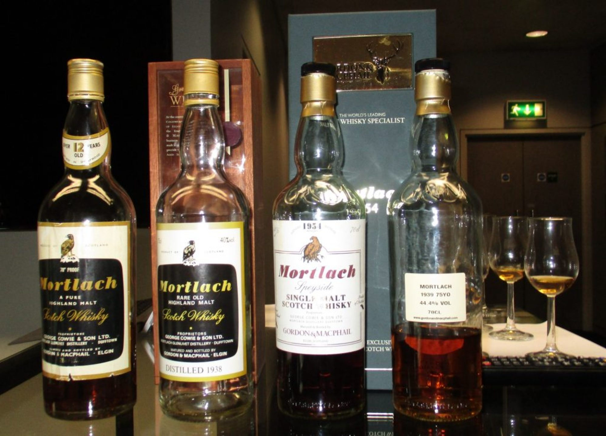 Mortlach Masterclass © Malt and Oak