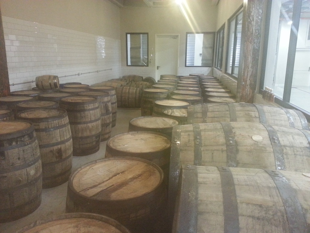 Barrels.... © Malt and Oak