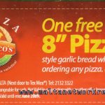 Not a Free Pizza