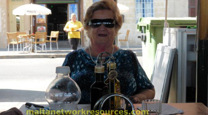 RIP Lina Thake, Charles Thake's Wife