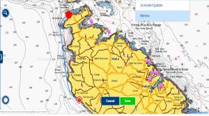Malta Dive site Qaws route