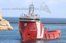 Valletta (Grand Harbour) Commercial Shipping Movements – Week 49 of