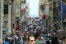 Triq ir-Repubblika, Valletta főutcája