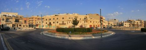 Körforgalom Xgħajrában