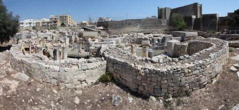 Tarxien déli templom