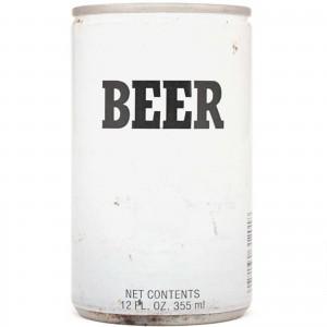 BEER: UN LIBRO SOBRE LATAS (DE CERVEZA)