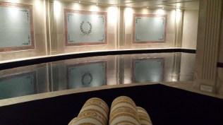 The indoor spa