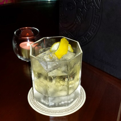 1798 Gin Cocktail