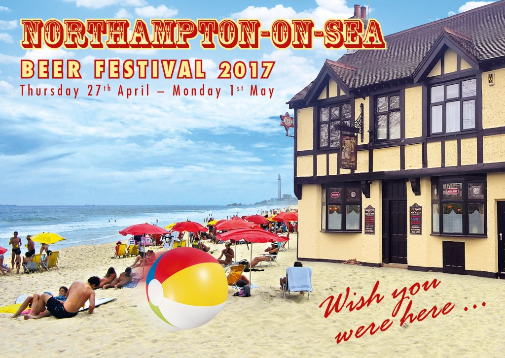 northampton-on-sea postcard