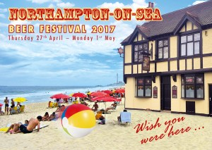Northampton-on-Sea Beer Festival