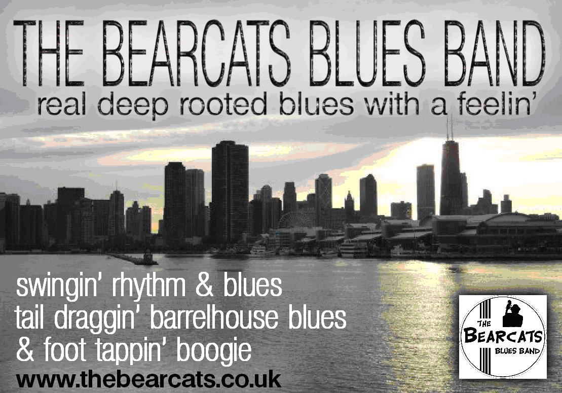 The Bearcat blues band