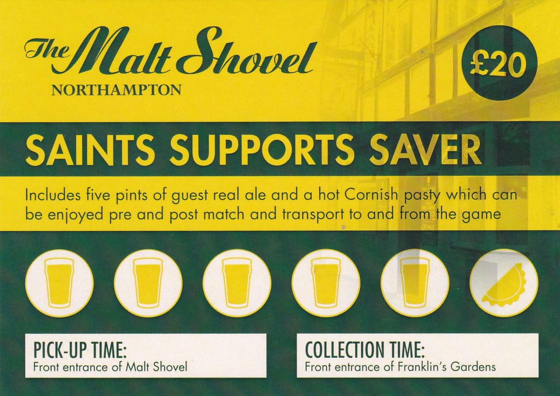 Saints supporters saver!!