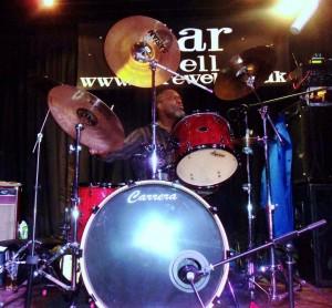 Sam Kelly's Blues Band