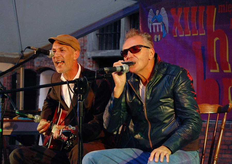 Paul Lamb & Chad Strentz