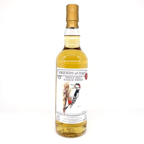 Bottle_Friends of Oak Bunnahabhain 1997 20 Year Old