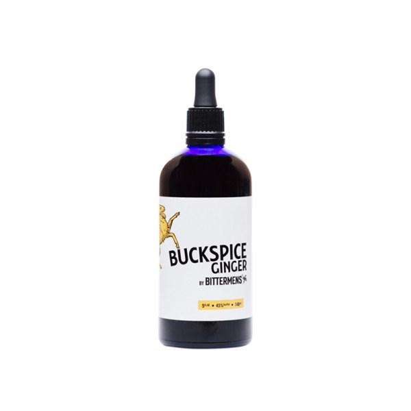 Bottle_Bittermens Buckspice Ginger Bitters