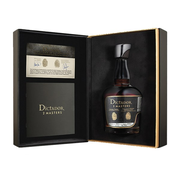 Bottle_Dictador 2 Masters Glenfarclas 1972 (Whisky) - Box