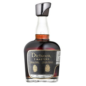 Bottle_Dictador 2 Masters Hardy Summer Blend 1976-1978 (Cognac) - Front