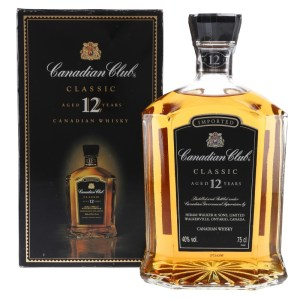Bottle_Canadian Club Classic 12 Year Old