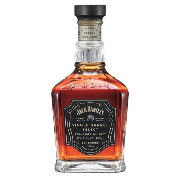 Bottle_Jack Daniel's Single Barrel Select